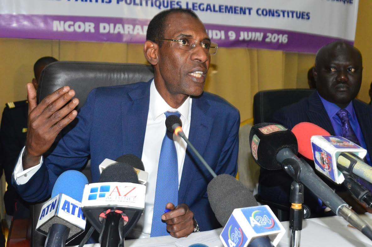 Polémique sur le HCCT à Podor : Abdoulaye Daouda Diallo blanchi