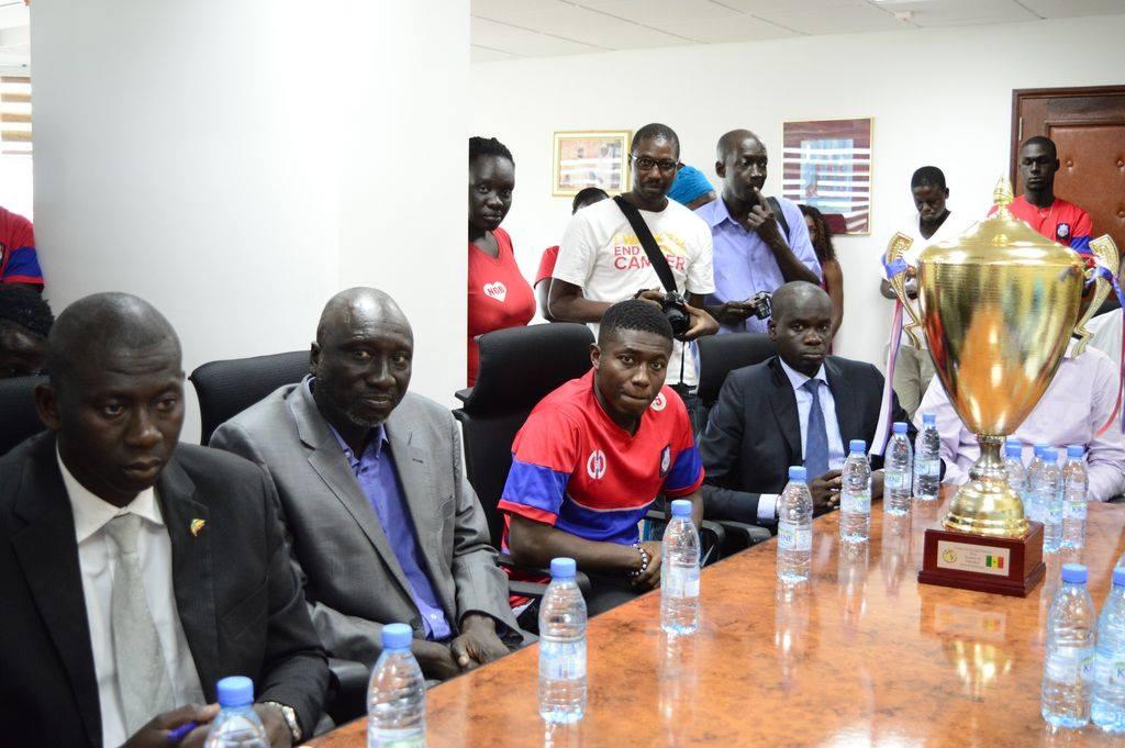 Terrain de la Sicap : NGB a choisi Abdoul  Aziz Tall comme interlocuteur auprès du Président