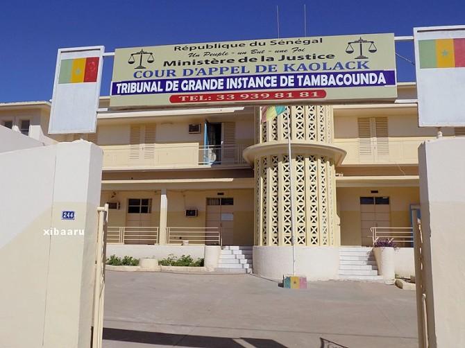 Tambacounda – Condamné à 10 ans ferme pour viol d'une fillette de 7 ans : Le berger tombe en syncope