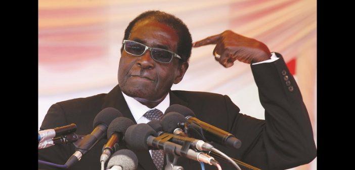 Voici les fameuses citations de Robert Mugabe