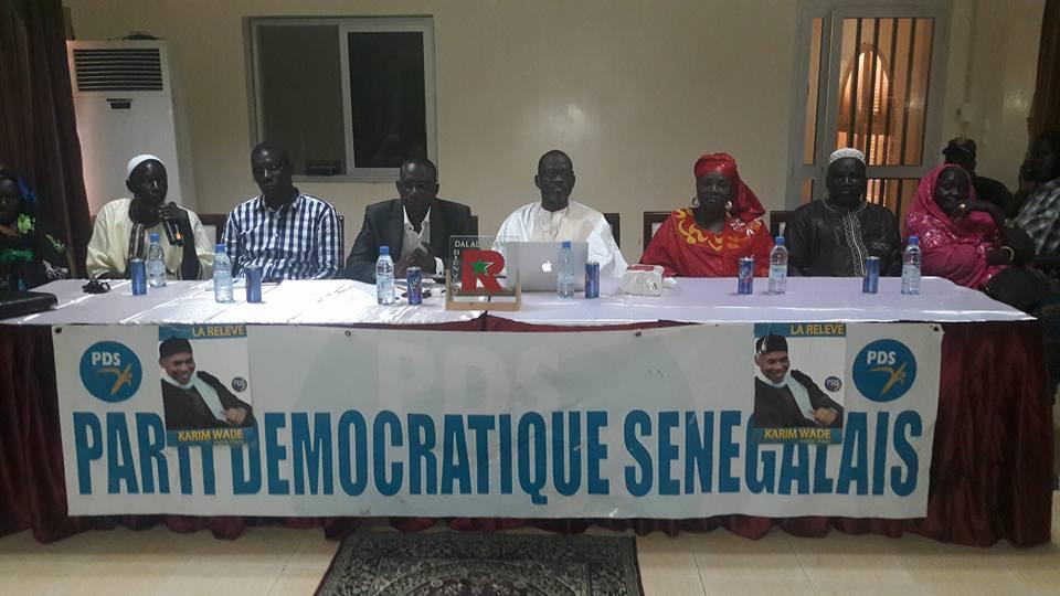 SAINT-LOUIS : Le PDS rassure sur la participation de Karim Wade aux futures législatives