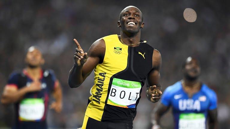 Jeux olympiques 2016: Usain Bolt remporte la médaille d'or sur 100 mètres pour la troisième fois de suite