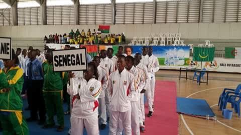 Viet vo dao Championnat d'Afrique ABIDJAN 2016