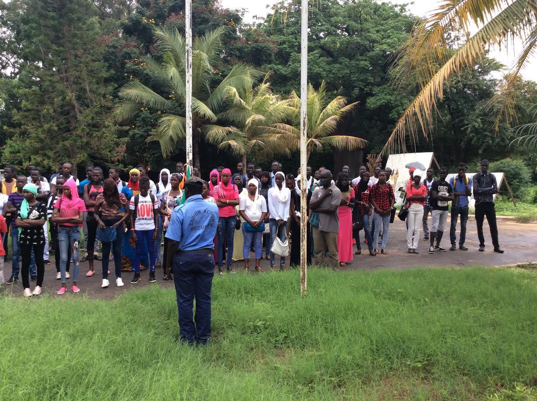 Lancement du concept Thiès Plage : Faire profiter les élèves des vacances par la découverte des richesses et de la culture de leur région