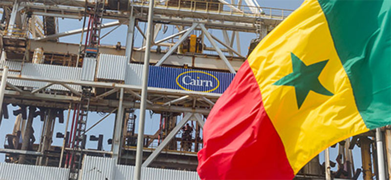 CAIRN ENERGY REVOIT À LA HAUSSE L'ESTIMATION DE SES RESSOURCES AU SÉNÉGAL