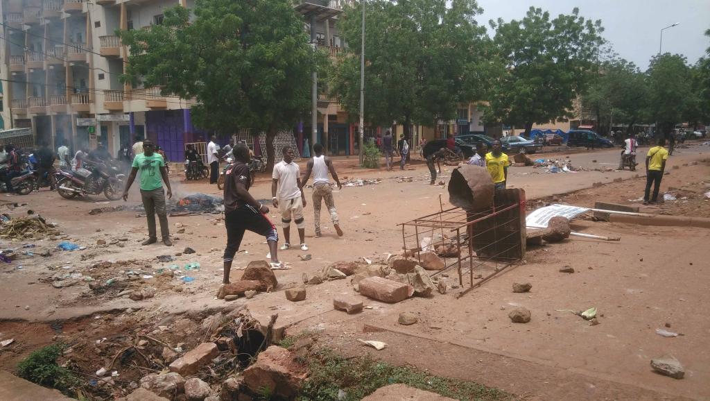 MALI : Au moins un mort dans une manifestation à Bamako