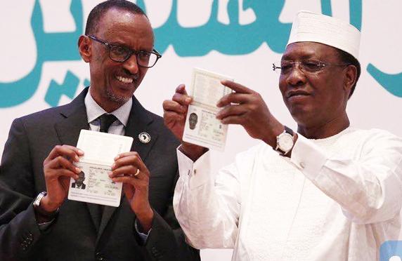 LE PASSEPORT AFRICAIN, PROJET D'AVANT-GARDE ? (par Djiby Ndiaye Gaynde)