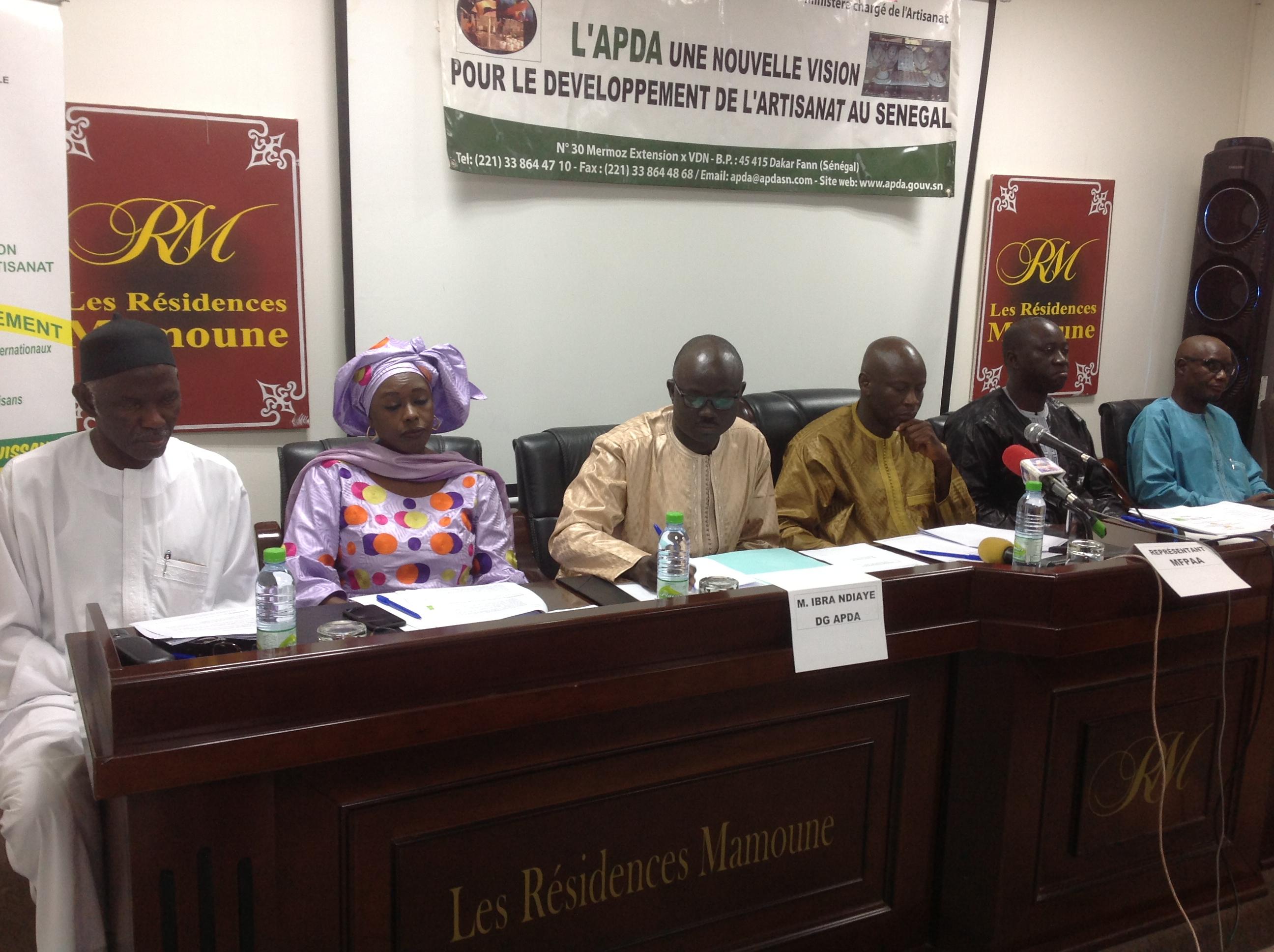 Validation du plan stratégique de l'APDA : « Un moment capital pour l'artisanat », selon son directeur