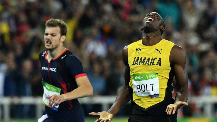 JO 2016 : Usain Bolt survole la finale du 200 m