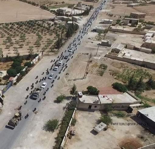 Ces photos montrent comment Daesh se sert des civils comme boucliers humains