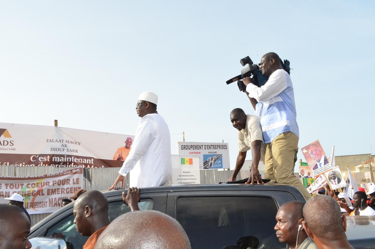 Leadership de Dakar : Des pro Diouf Sarr défendent leur leader
