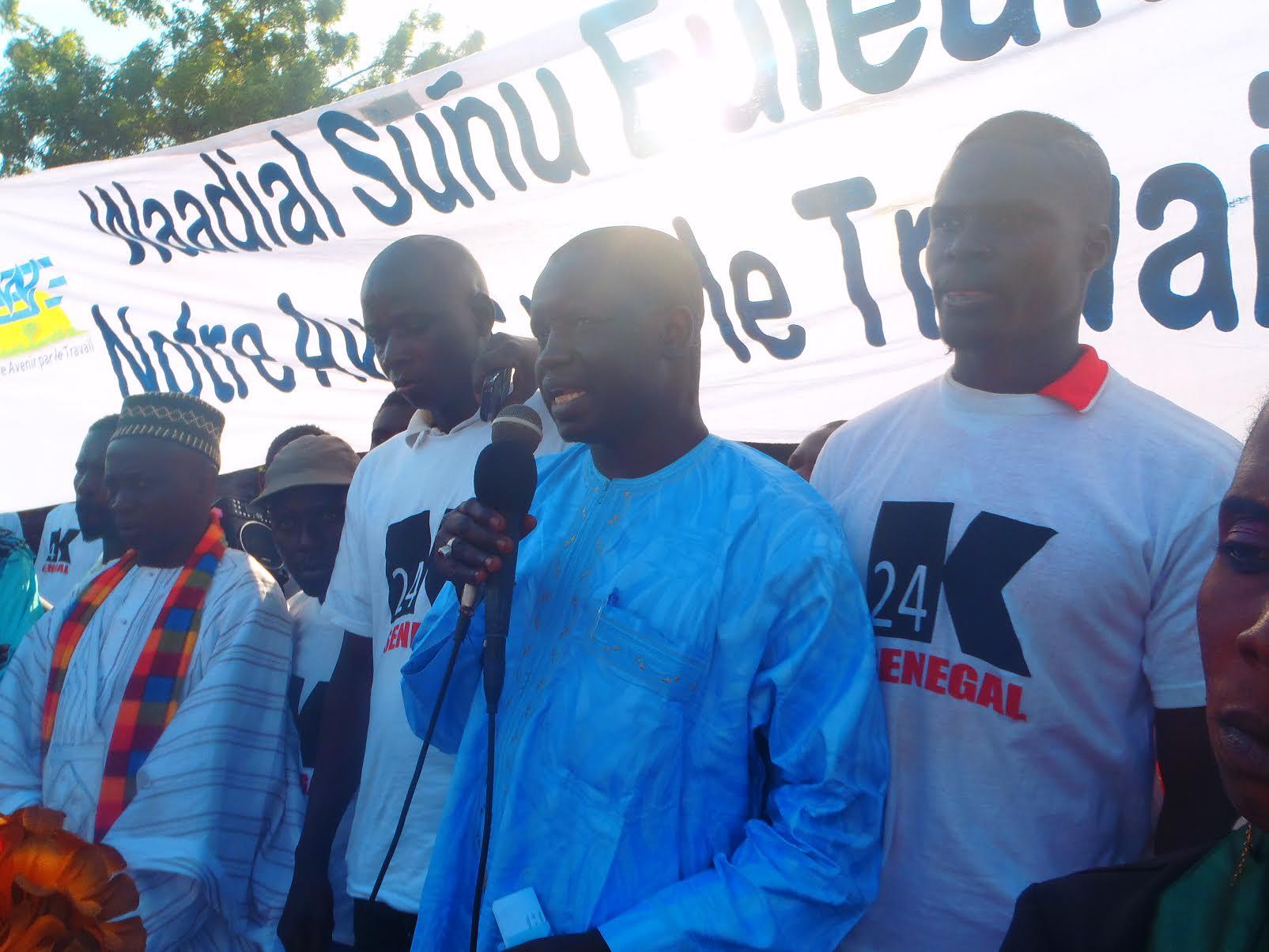 """HCCT : « La vision du chef de l'Etat dépasse les clivages partisans de l'APR» (Mr. Abdoulaye NDAO, """"And defar Niani"""")"""