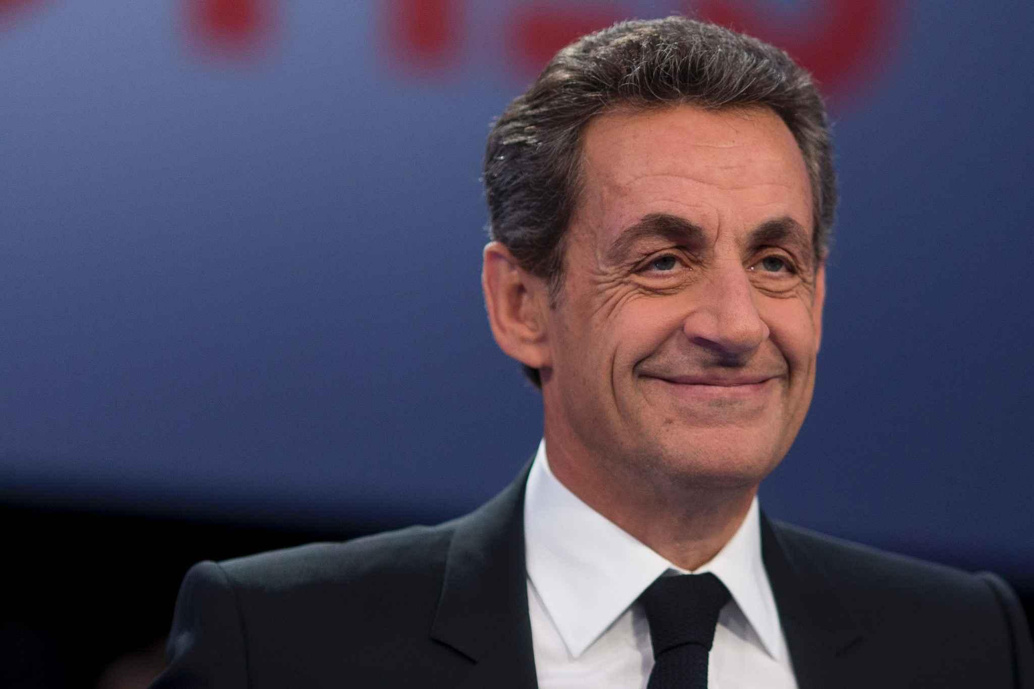 Nicolas Sarkozy candidat à la présidentielle de 2017