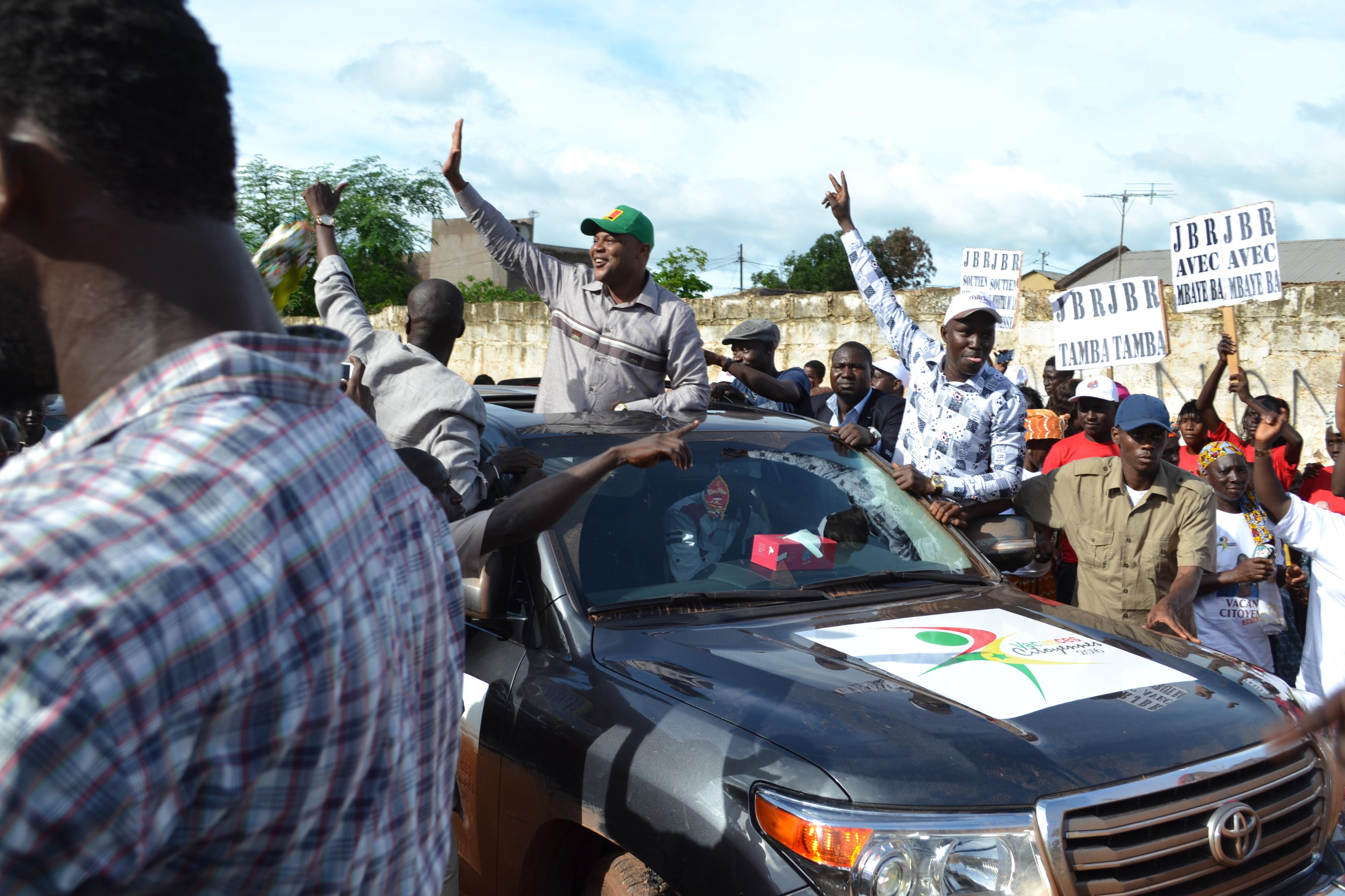 Vacances citoyennes à Tamba