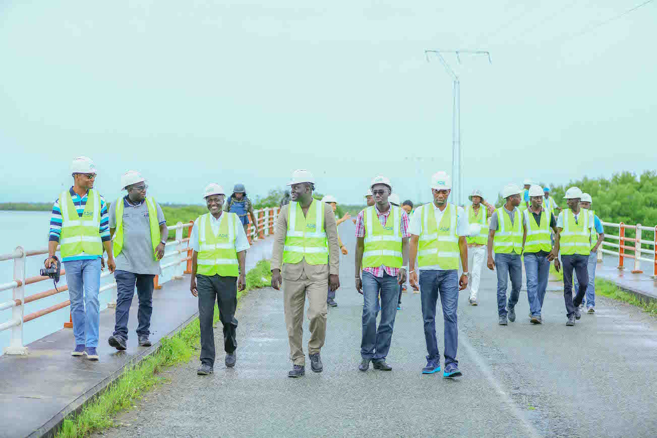 Visite des chantiers Large Bande Sénégal : Retour sur les étapes de Kaolack et Ziguinchor