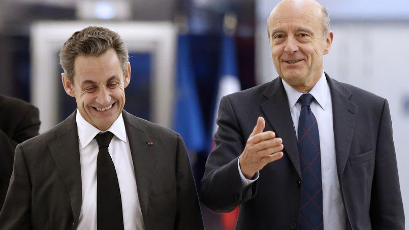 Sondage : Juppé domine, Sarkozy coule