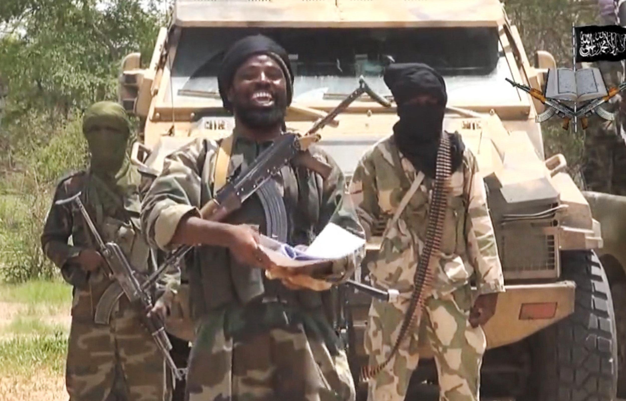 Nigeria : Shekau, le chef de Boko Haram, est-il blessé ou mort?