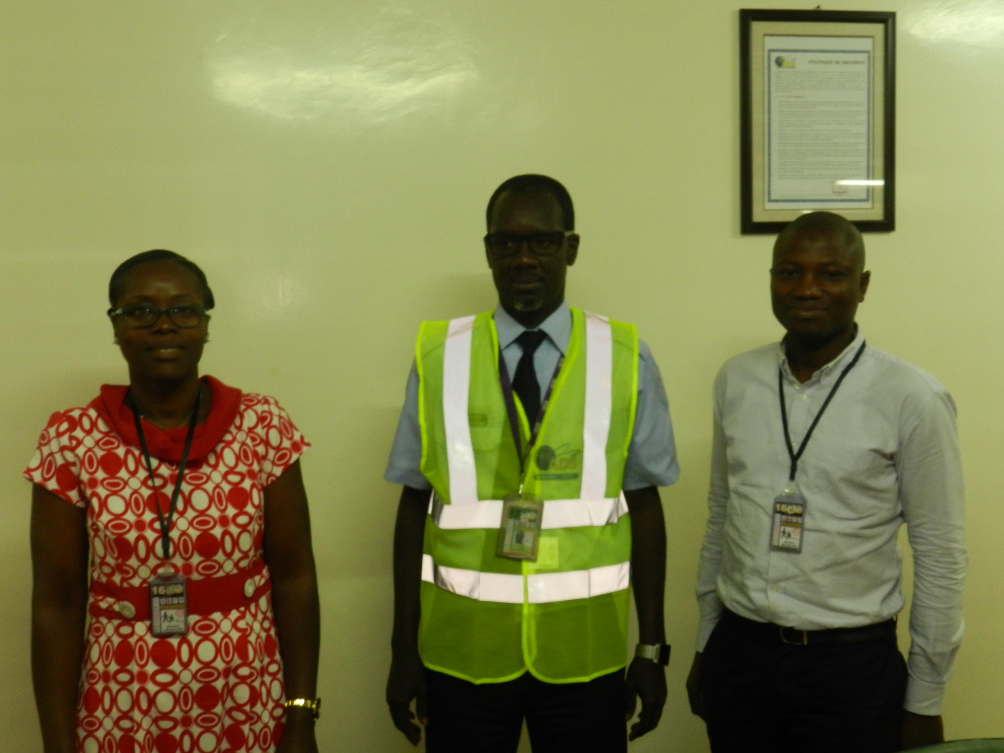 Prévention du péril animal dans les aéroports : Abidjan prend l'exemple sur Dakar