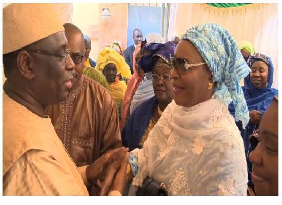 Une responsable APR de Podor prend cause pour Aïda Ndiongue : Mr le Président, je suis abasourdie!