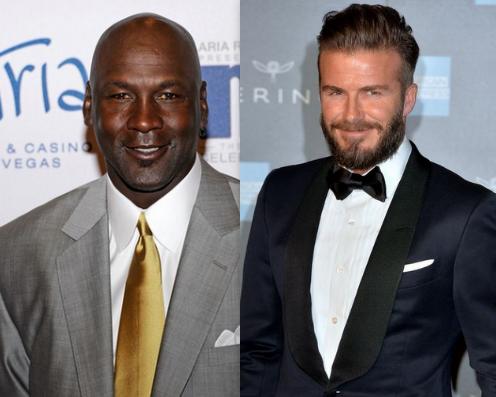 Michael Jordan, David Beckam….ces stars retraitées qui gagnent de plus en plus d'argent