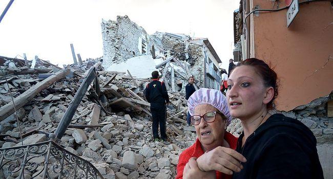 Séisme en Italie : Au moins 250 morts selon un nouveau bilan