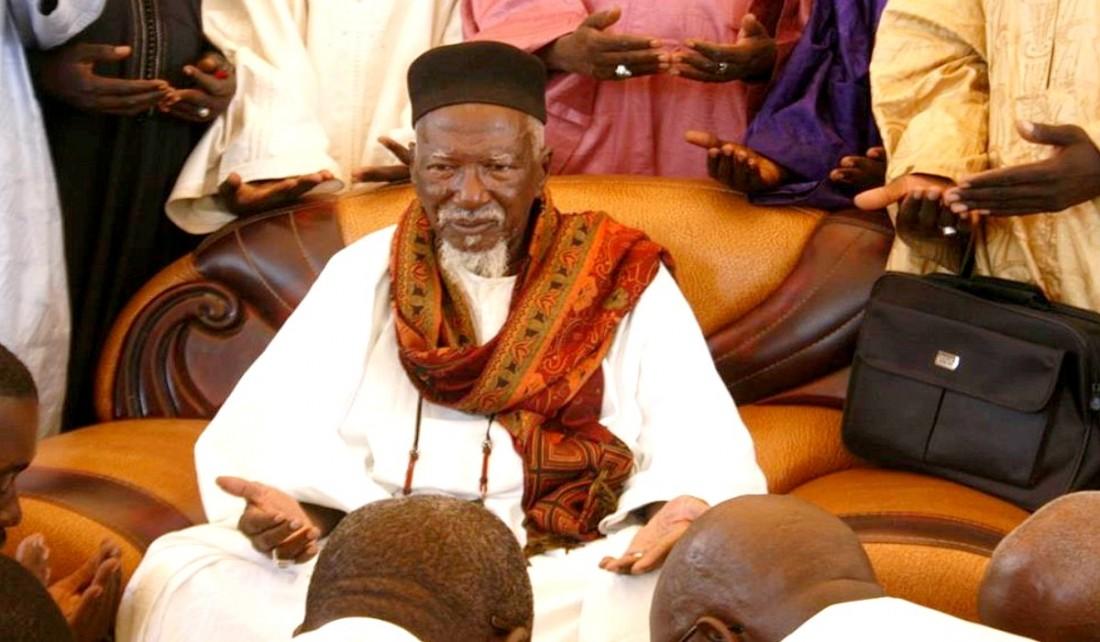 VISITE : Une délégation du Parti Démocratique Sénégalais chez le Khalife général des Mourides