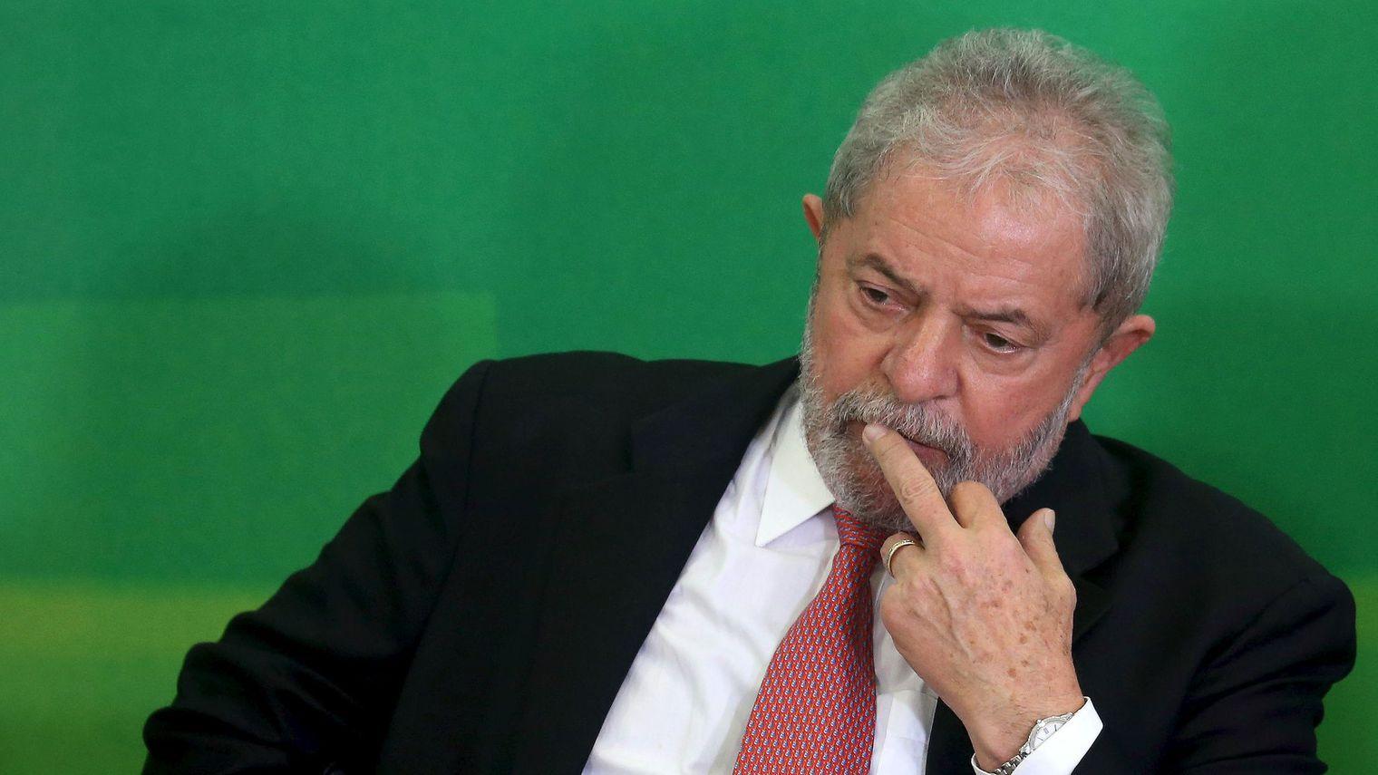 BRÉSIL : L'ex-président Lula inculpé pour corruption et blanchiment d'argent