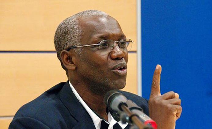 Rétention des salaires des professeurs Malick N'diaye et Amsatou Sidibé : Ibrahima Thioub se lave à grande eau