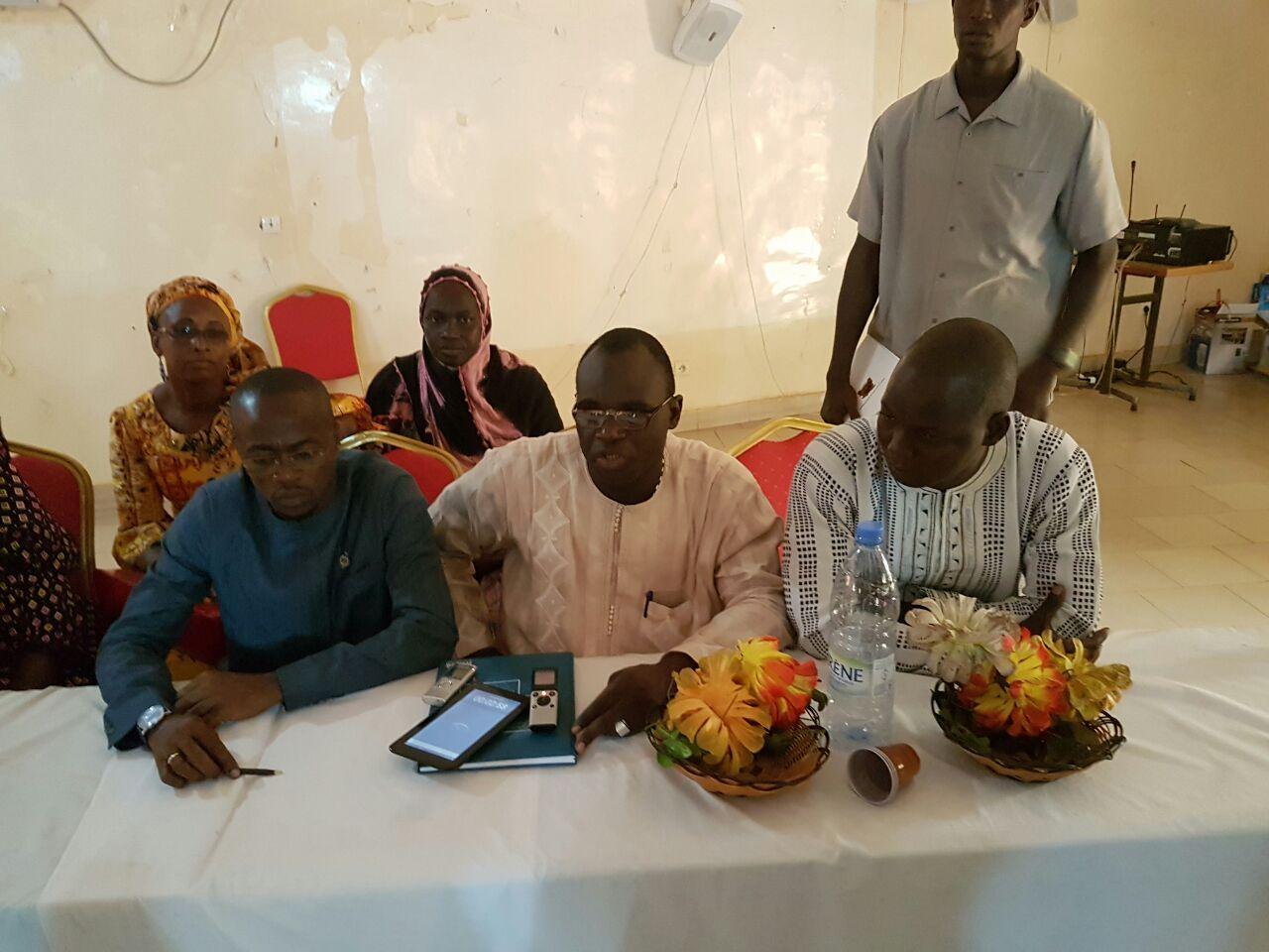 KÉDOUGOU : Abdou Mbow rencontre les maires du Département