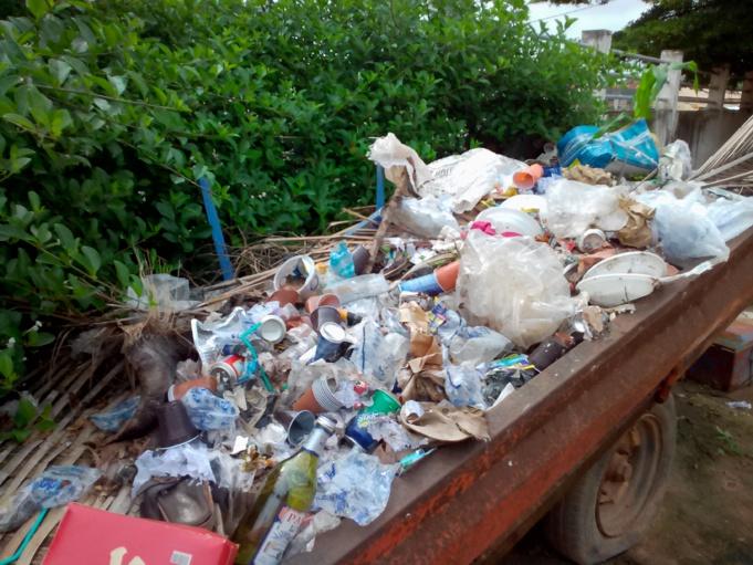 Scandale : Fief du ministre de l'environnement, la Mairie de Kolda est aussi un dépotoir d'ordures
