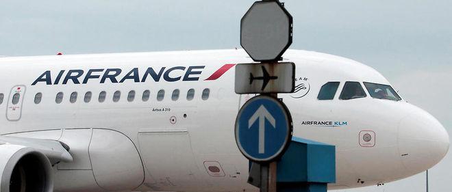 Une souris bloque un avion d'Air France à Bamako