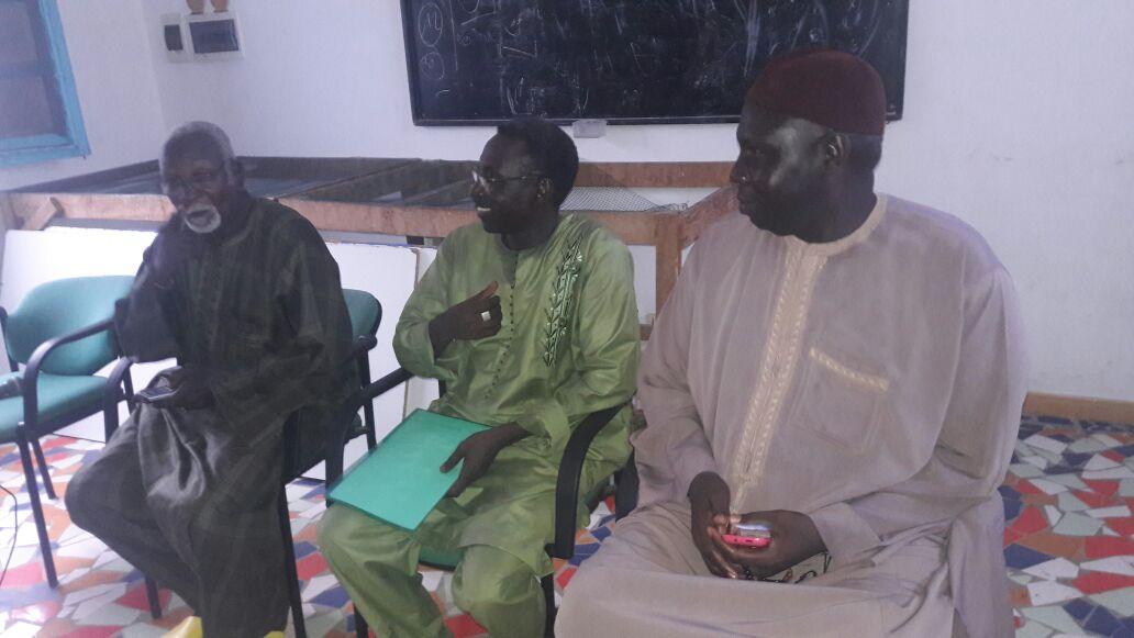 Ndiaga Samb, SG du PS/Yoff tacle Khalifa Sall et Cie : « Ils sont devenus maires et députés grâce à Tanor Dieng et… »