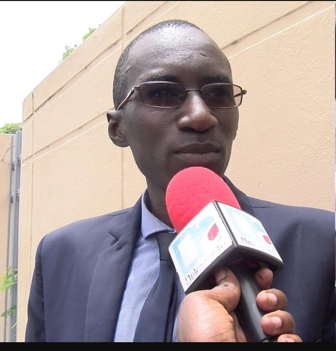 """Me Amadou Sow : """" Cette décision de radier Ousmane Sonko n'est pas fondée en Droit (...) Ce que nous allons faire pour annuler cette décision..."""""""