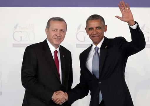 Obama rencontrera Erdogan en marge du sommet du G20