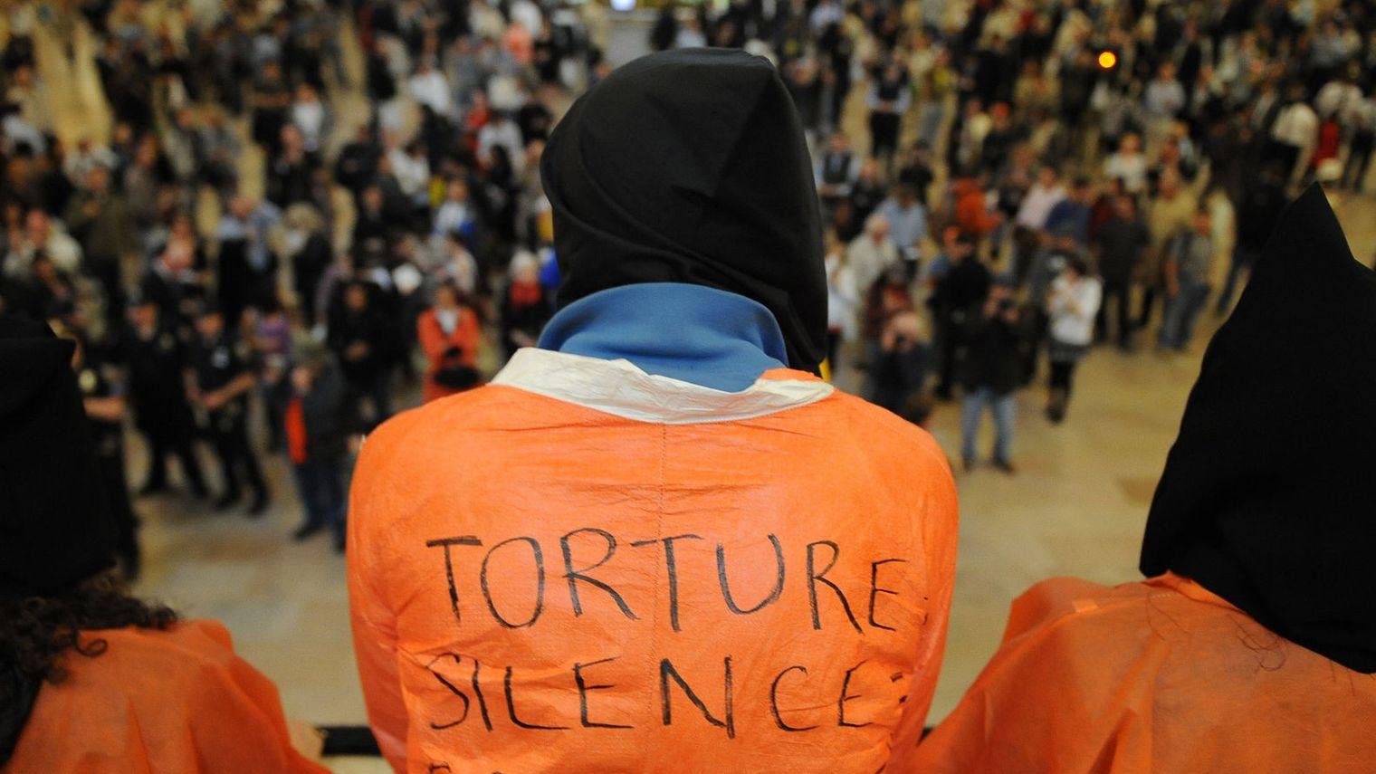 LA CIA ET SON PROGRAMME DE TORTURE INHUMAIN - 119 prisonniers de 20 Etats différents victimes de sévices odieux