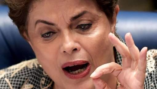 Brésil : Dilma Rousseff a été destituée