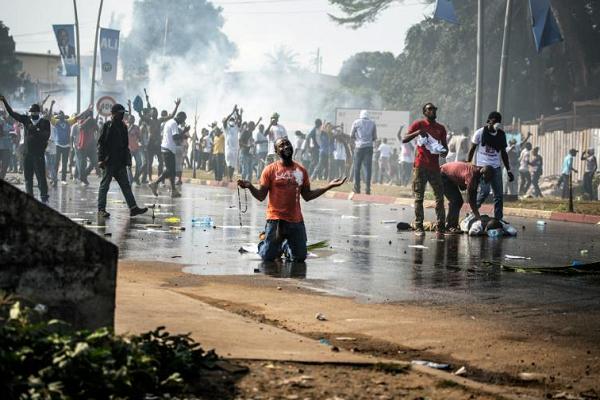 GABON : Les manifestations continuent à Libreville et dans plusieurs localités du pays