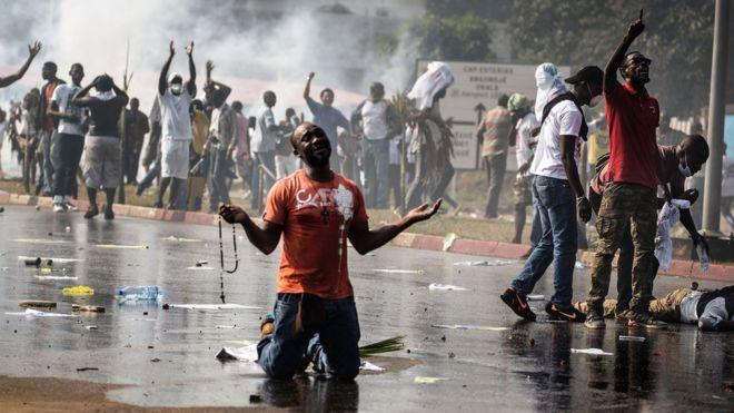 Gabon : une série de violences