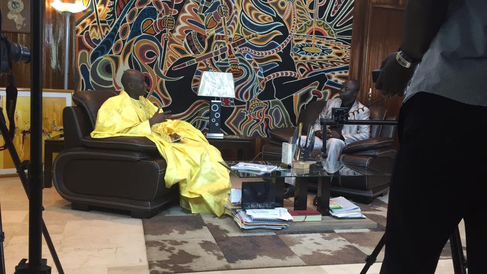 ALY N'GOUILLE N'DIAYE FACE A DAKARACTU : «Takhawou Ndakarou cherche des faux-fuyants… Idrissa Seck, c'est la dégringolade continue… Karim Wade et Timis Corporation »