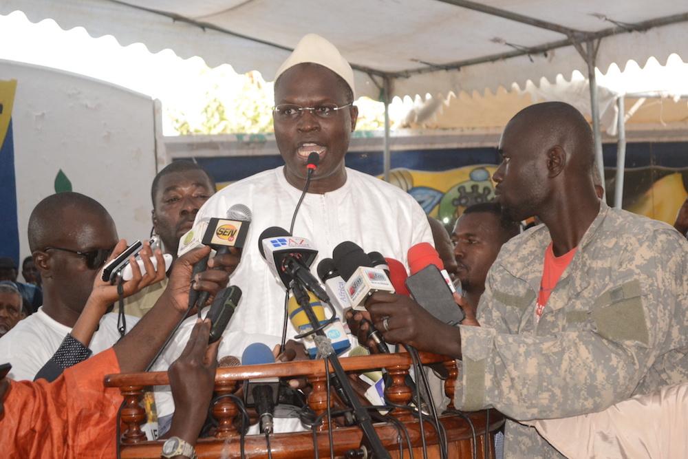 Khalifa Sall menace : « Nous ne laisserons personne voler les élections du HCCT »