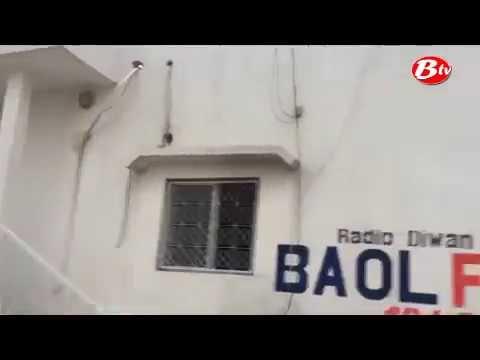 Incendie à Diourbel : Baol Fm réduit en cendres et au silence