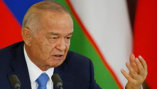 Le président de l'Ouzbékistan est mort, selon des sources diplomatiques