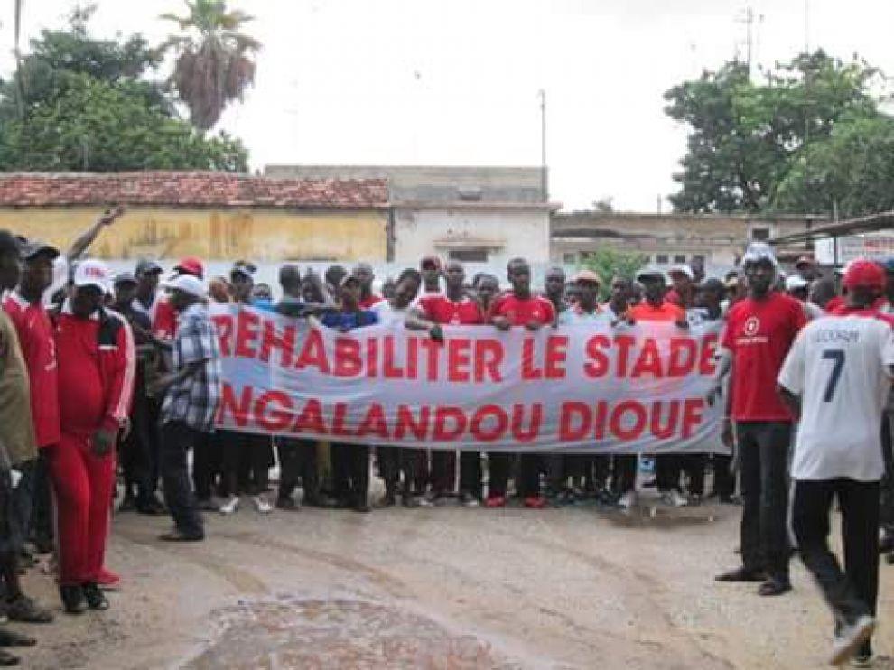 Travaux de réhabilitation et d'extension du stade Ngalandou Diouf de Rufisque : Les précisions du ministère des sports