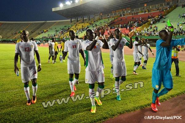 Kalidou Koulibaly : '' Les Lions sont fiers d'eux-mêmes avec le carton plein'