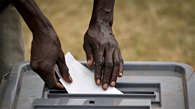 HCCT : LE VOTE A DÉMARRÉ AU CENTRE MAME YACINE DIAGNE
