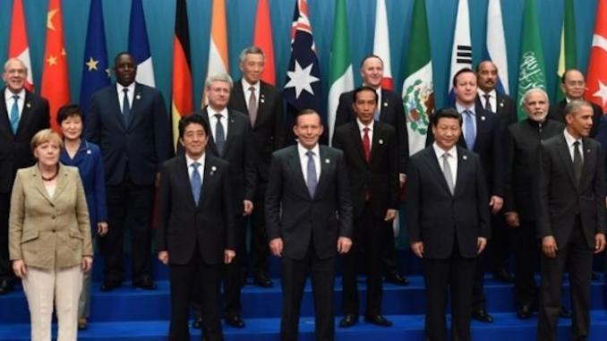 MACKY SALL AU G20 : « LE SÉNÉGAL EST LIBRE DANS LE CHOIX DE SES PARTENAIRES »
