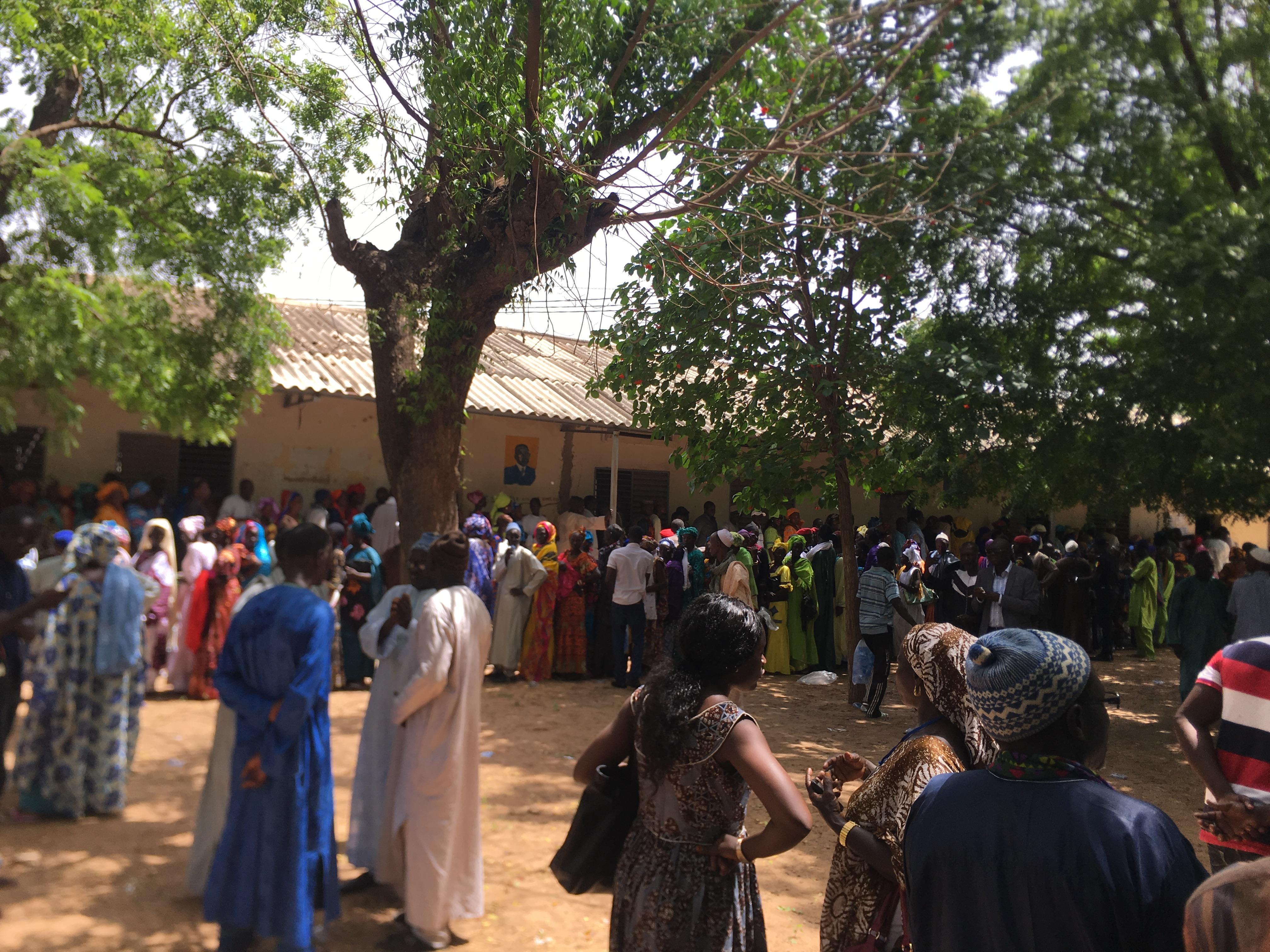 HCCT Louga : Grande influence au centre Mbarbath