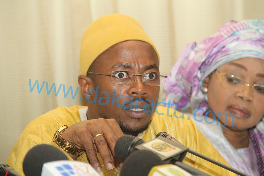 """Abdou M'bow, mandataire de Benno Bokk Yakaar dans le département de Thiès : """" Nos adversaires ont fait une fuite en avant (...) Le vote se déroule bien """""""