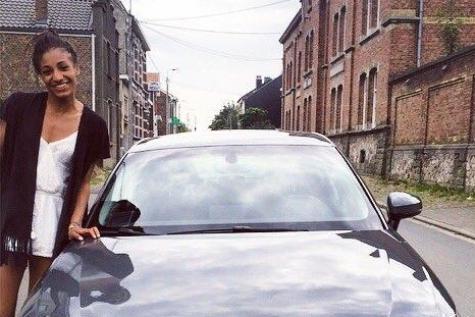Nafi Thiam dévoile des anneaux en or sur sa nouvelle voiture pour fêter son titre olympique