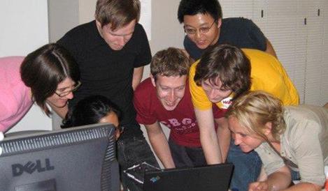 Voici comment est né le mur de Facebook, le 6 Septembre 2006